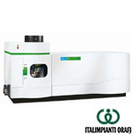 Unità ICP Spectrometro 150