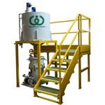 Vasche Trattamento Nitrati ICAU-D 150
