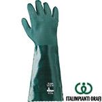 Guanti PVC Verdi 150