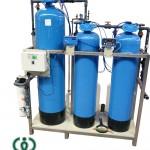 Impianto Demineralizzazione + Carboni Attivi
