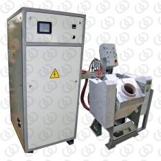 Forni di fusione a ribaltamento idraulico - FIM/CPU