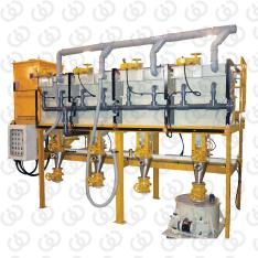 Impianti Di Affinazione Elettrolitica AFF/AG (ARGENTO)