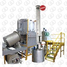 Impianto di Affinazione Chimica Argento