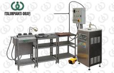 Impianto produzione lingotti - FIM/LING