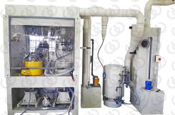 EF-ZERO - Impianto di Affinazione Oro Eco-Friendly