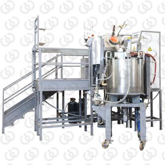 PM grains production system - FIM/RPG