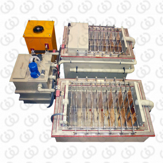 Electrolytic Copper Refining Plant
