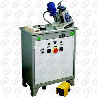 Cupel sample treatment unit type MSLR/B