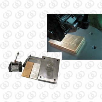Ingot Molds And Equipment For Numbering