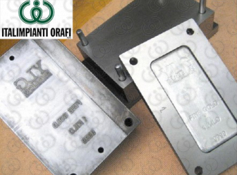 Molds for Ingot Hallmarking