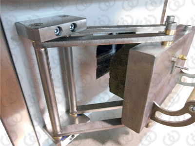 Cuppellation Furnace FCOPP/A -  2nd Detail