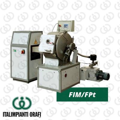 Vacuum Melting Furnace - FIM/FPt