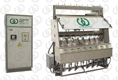Ingot Production Systems FIM80 LING