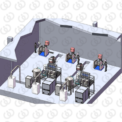 Grain Production Systems FIM35 RPG layout