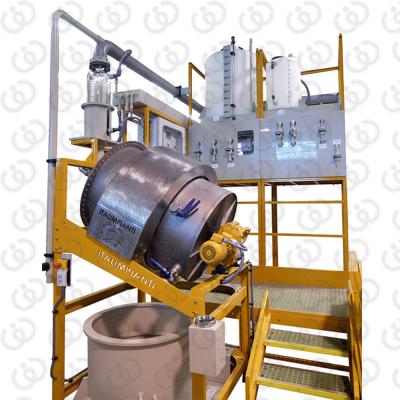 Pre-refining Unit IAO250BR-INOX