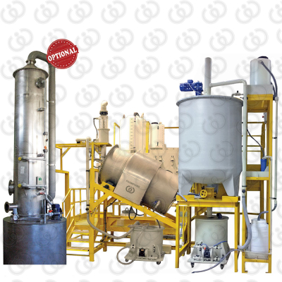 Silver Refining Chemical Plants IAAG-BR800-1000