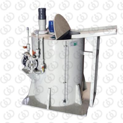 Dispenser pumps unit