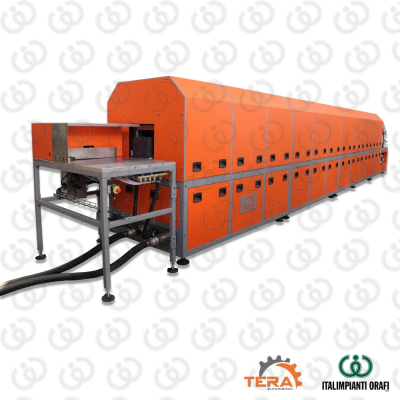 T-Barmaster 1000 tunnel furnace