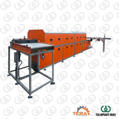 T-Barmaster One tunnel furnace