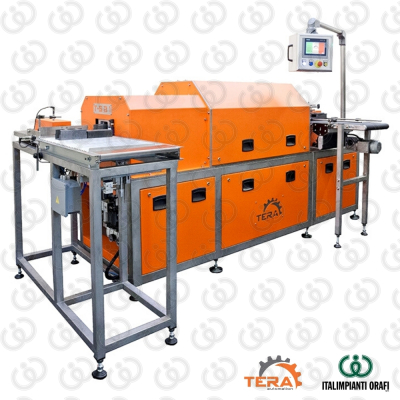 T-Barmaster One Smart tunnel furnace