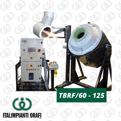 TBRF/60 - Top Blown Rotary Furnace