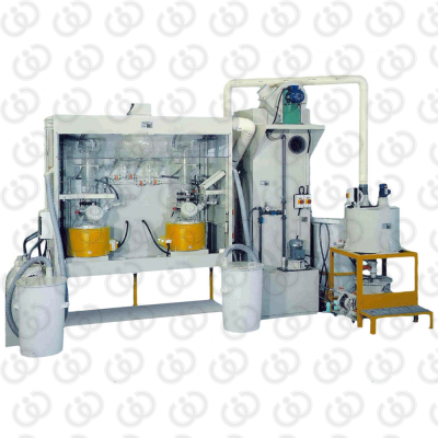 Static Glass Refining Plant IAO20-20