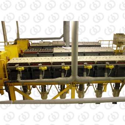 Electrolytic Silver Refining Plants AFF600