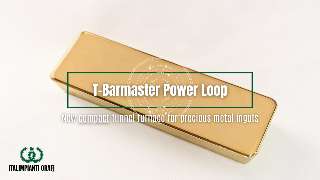 T-Barmaster Power Loop - The COMPACT solution for producing ingots with a flawless finish