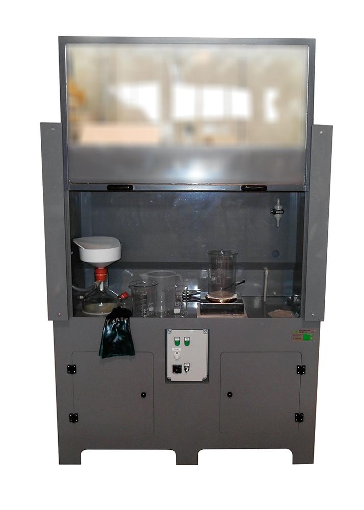 Cabina da Laboratorio