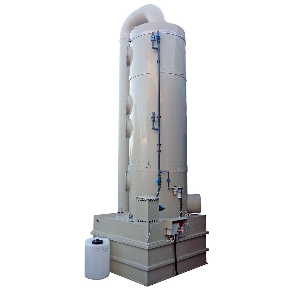 Torre Lavaggio Fumi TLF1200