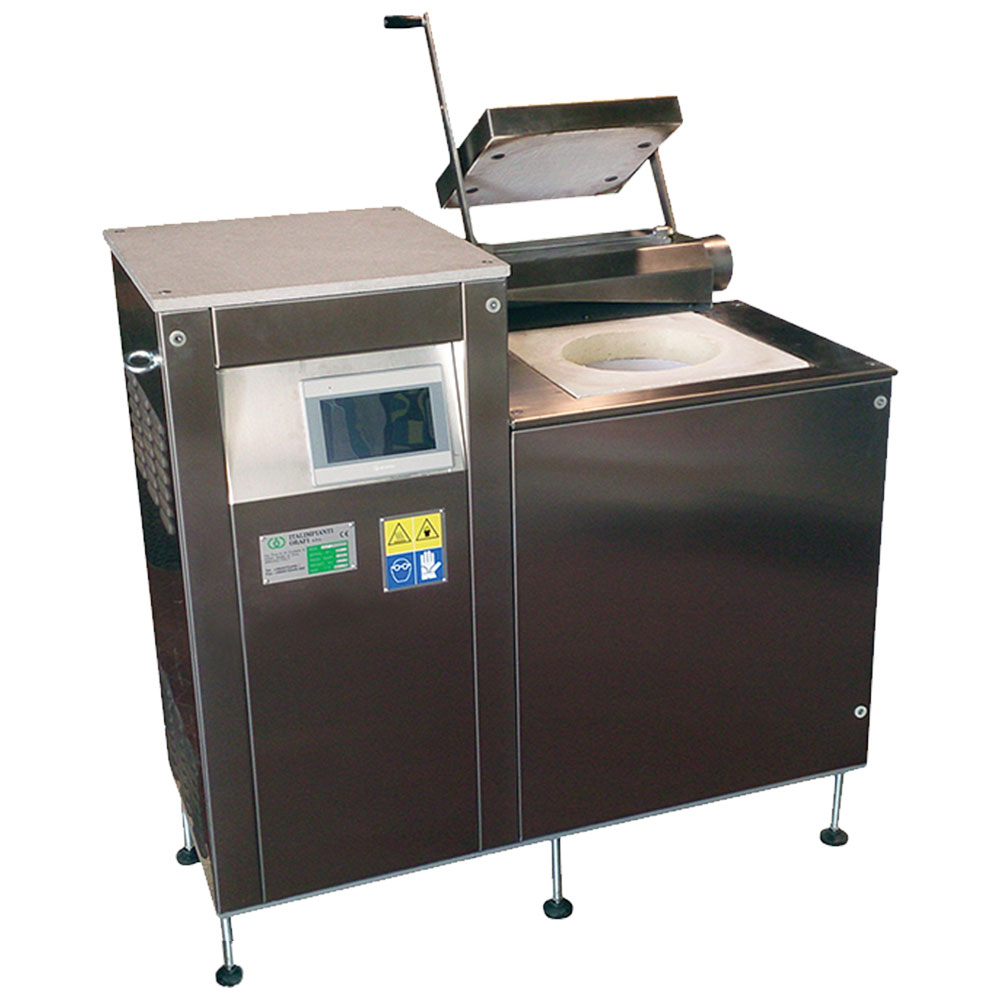 Forno Saggio Ceneri FFC/I Touch Screen
