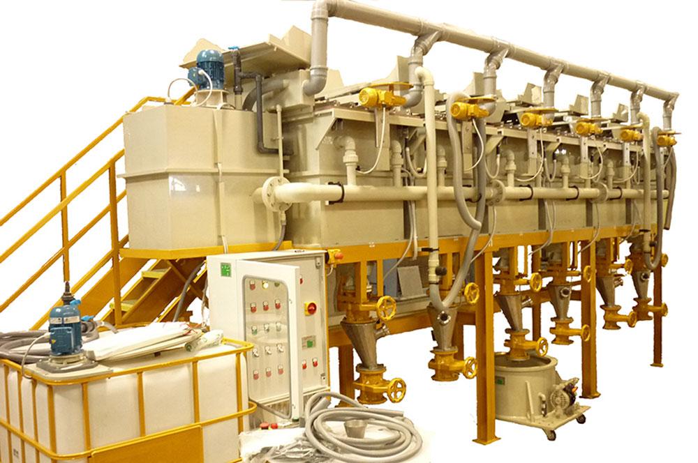 Affinazione Elettrolitica Argento AFF60