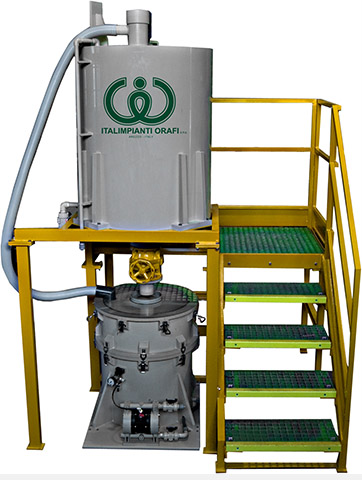 Tanks Nitrate Treatment ICAU-D View 2