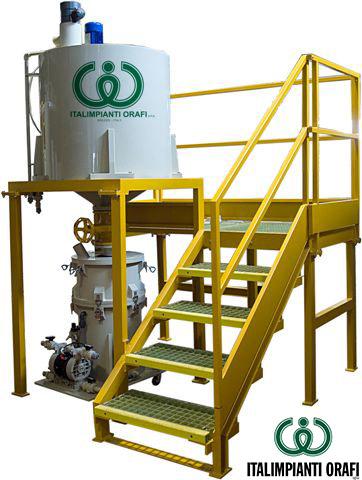 Tanks Nitrate Treatment ICAU-D View 1