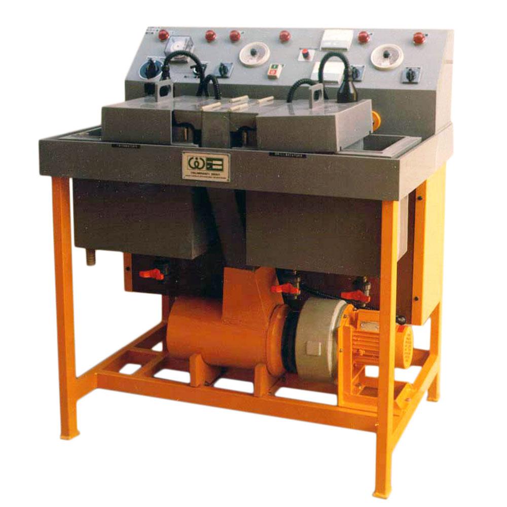 Impianto Galvanico Pulitura Elettrolitica