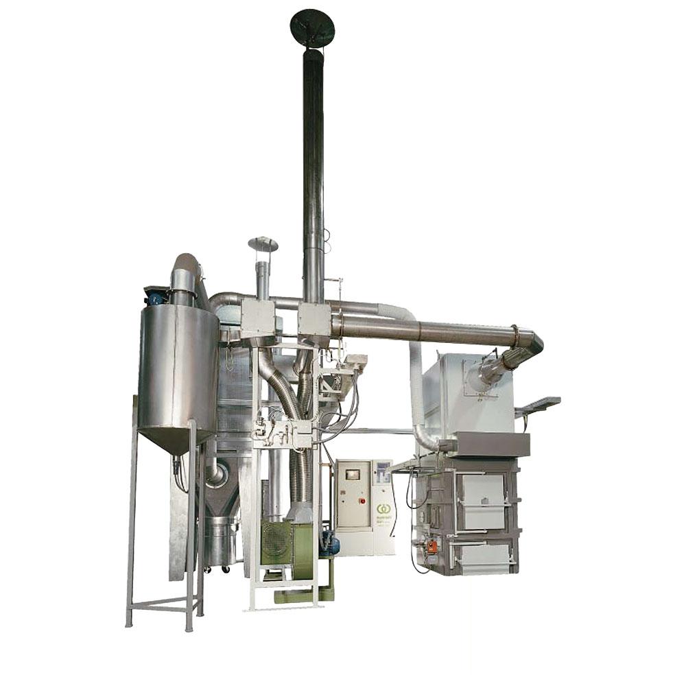 Impianti di Incenerimento E-Waste