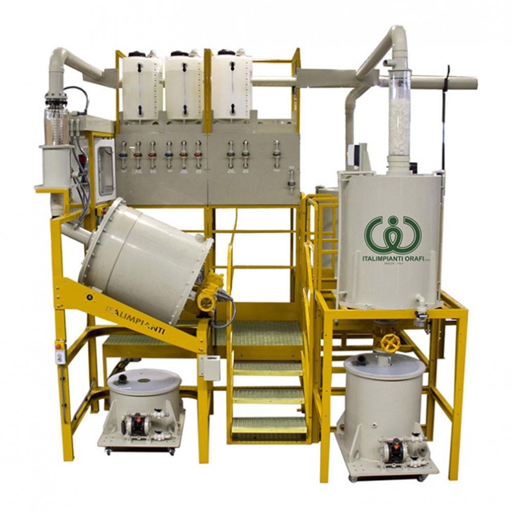 Affinazione E-Waste