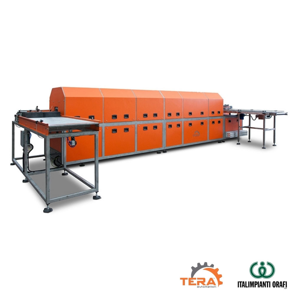 Forno a Tunnel T-Barmaster 400