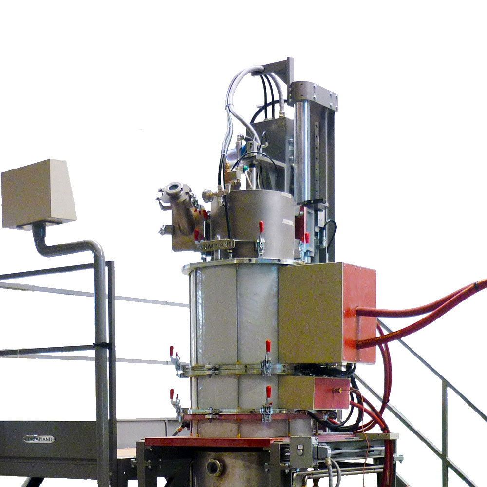 Metal Melting Unit - Atomization Plant for Metal Alloys