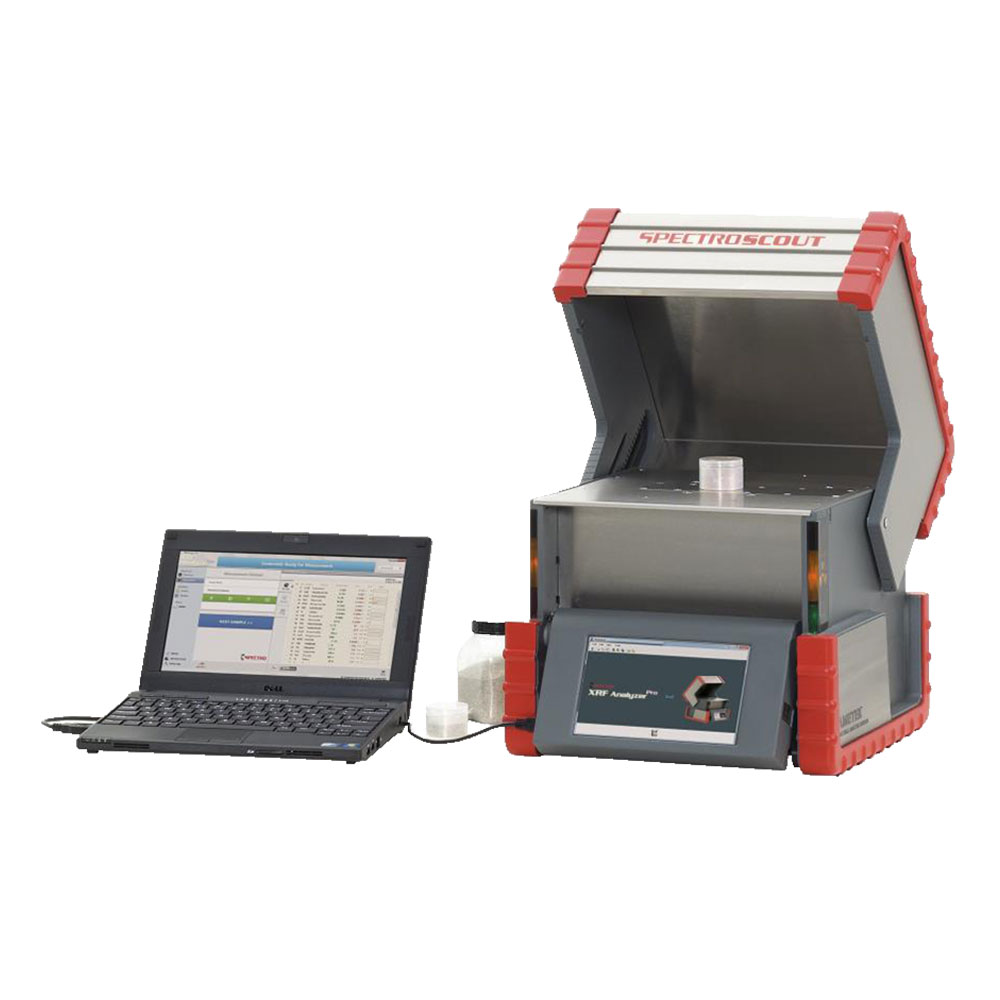 Portable Analyzer XRF - Spectroscout
