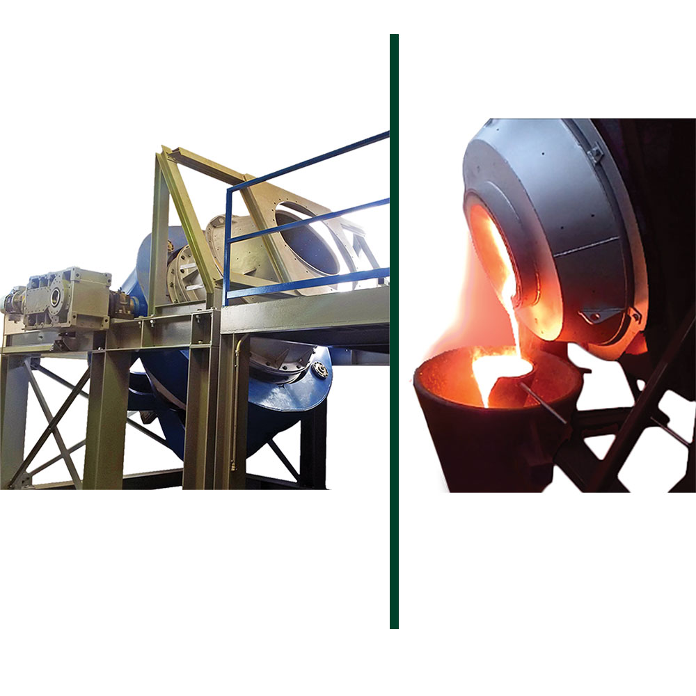 Top Blown Rotary Furnace