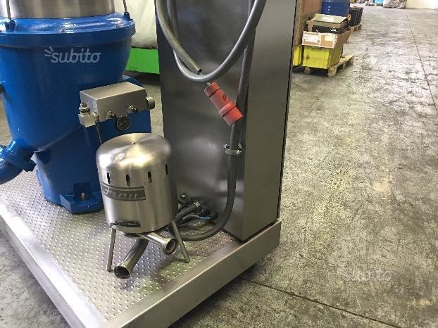 Centrifuga Separatore Olio Latte Frautech CAO-30